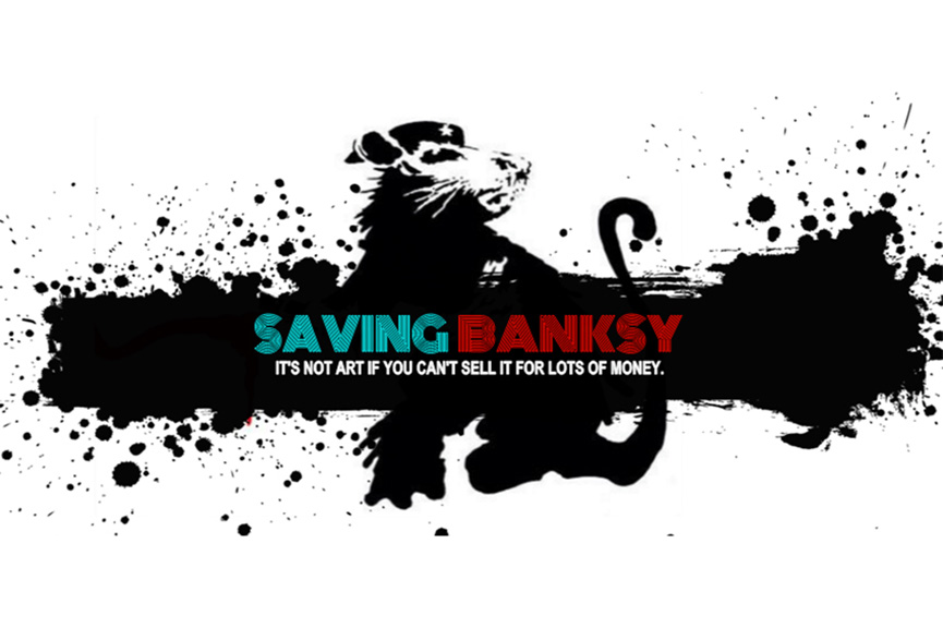 Saving Banksy - reviews of movie films at all times