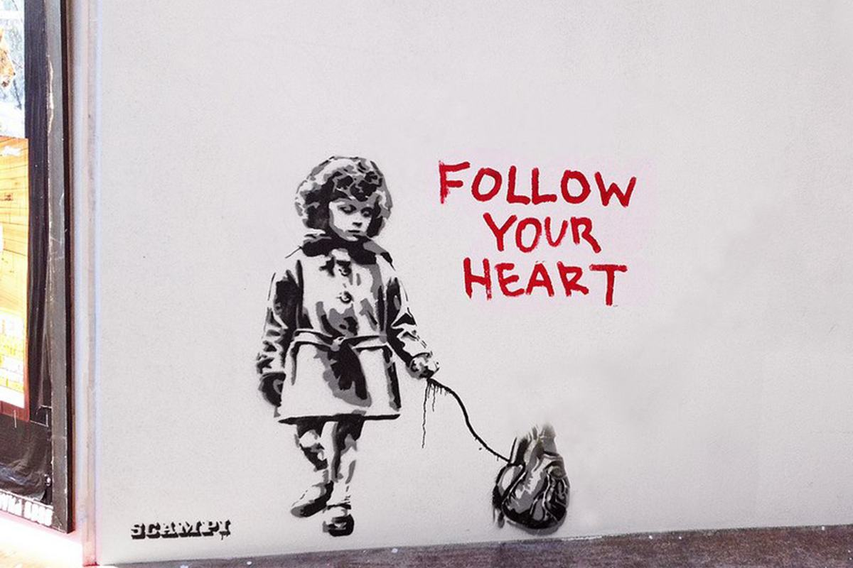 10 Intriguing Quotes by Street Artists soul pablo