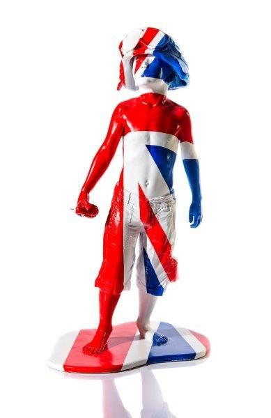 Schoony-Boy Soldier Union Jack-2012