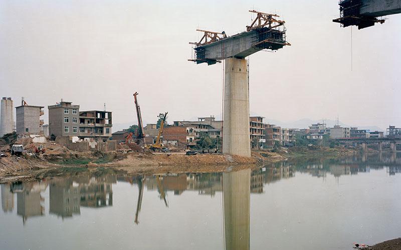 Scott Conarroe - Piling, Shangrao Jianxi, detail 2012