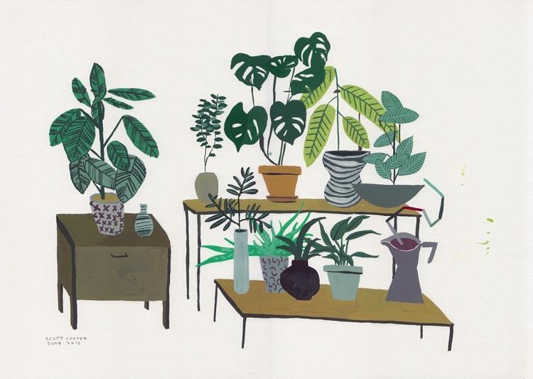 Scott Cooper - Plant Life