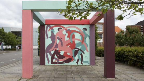 Scott Cooper - Public Art Horsens 2015