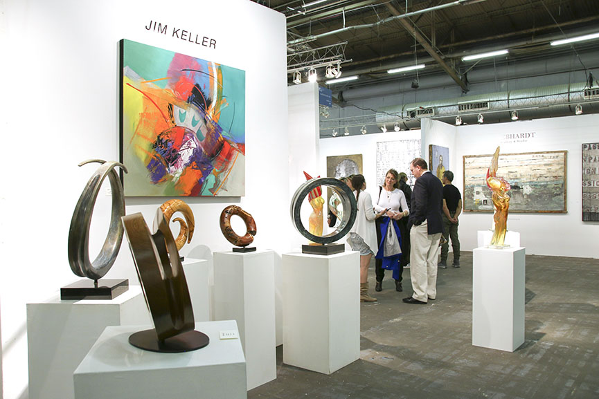 Sculptures by Jim Keller