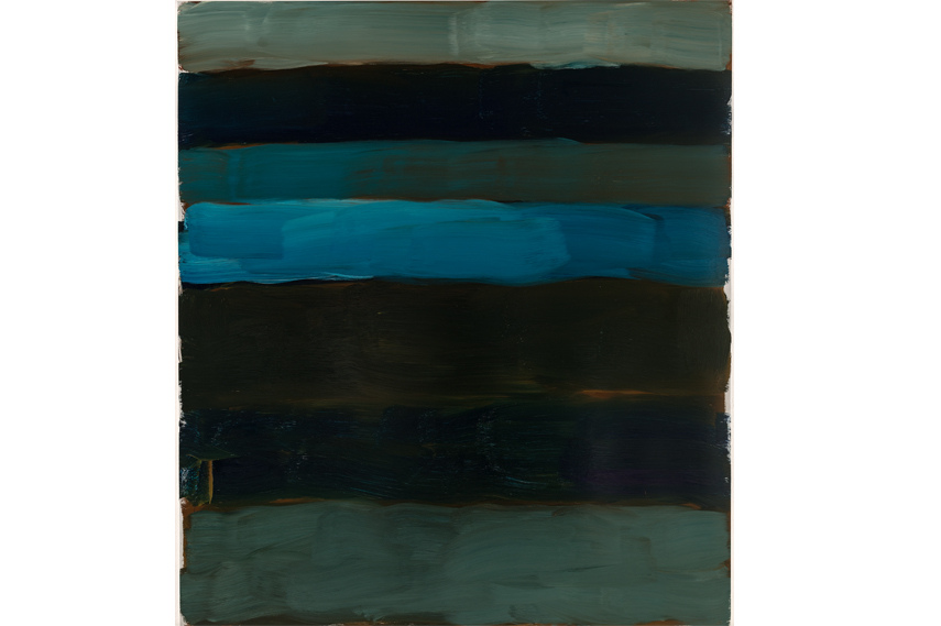 Sean Scully - Landline Inwards 2015