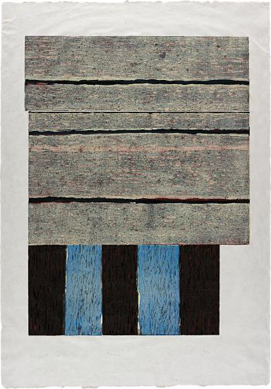 Sean Scully-Standing I-1986