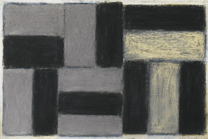 Sean Scully-Untitled (10.24.90)-1990