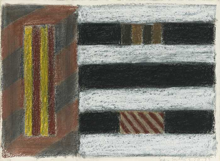 Sean Scully-Untitled-1989