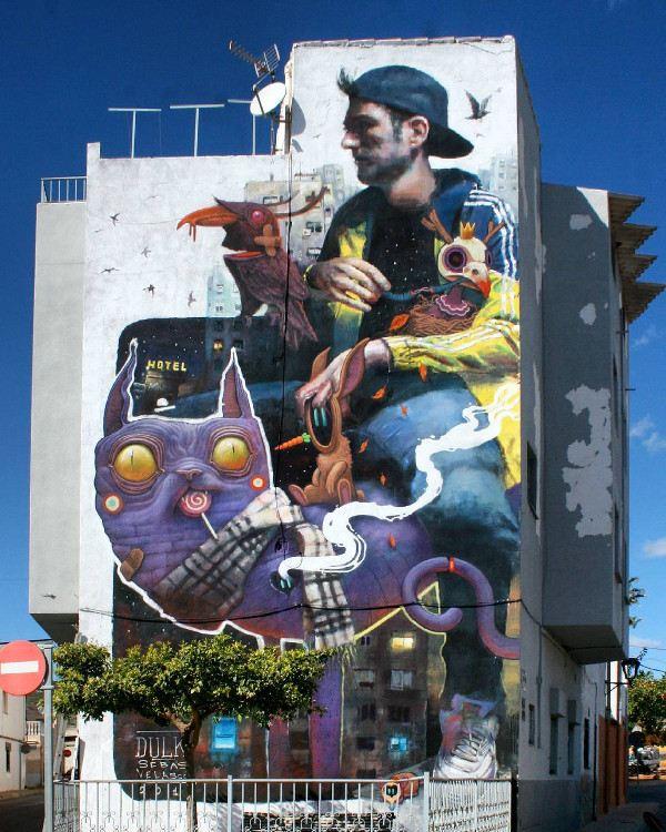 Sebas Velasco x DULK - CITRIC Festival, Torreblanca, Spain