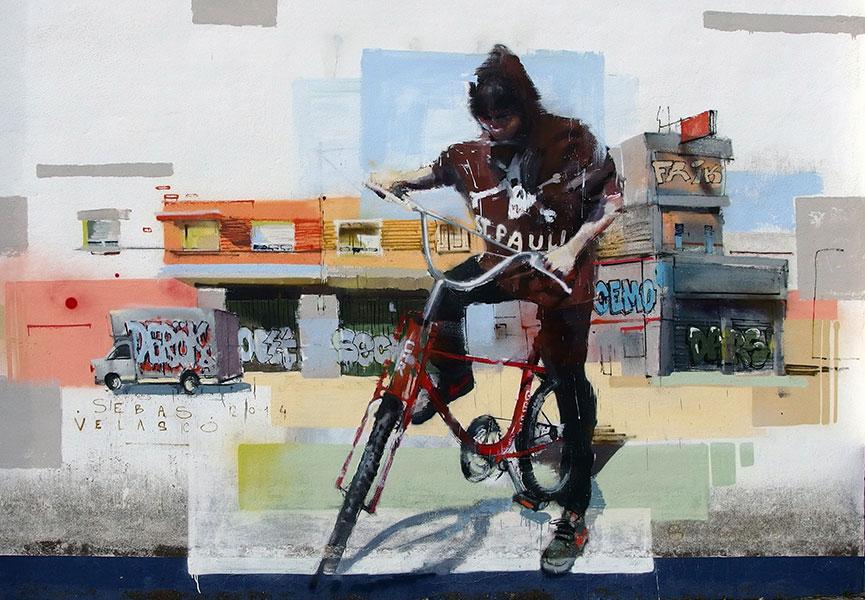 Mural in Cordoba