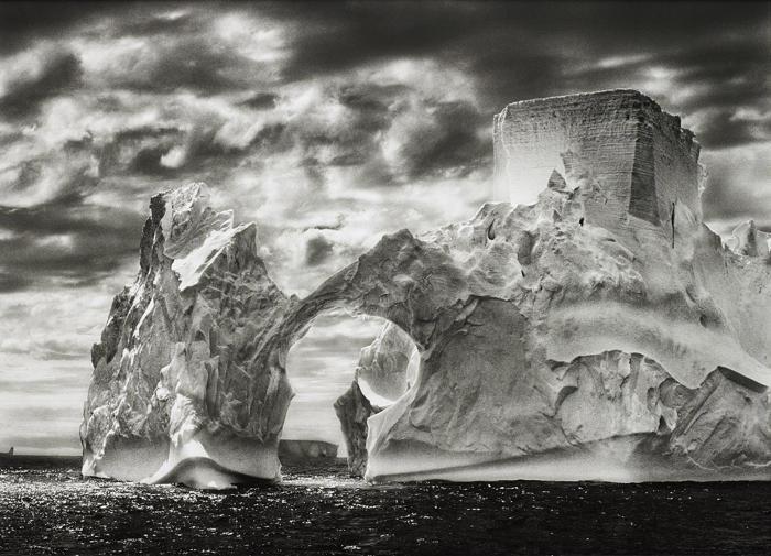 Sebastiao Salgado-Iceberg Between the Paulet Islands and the Shetland Islands, Antarctica-2005