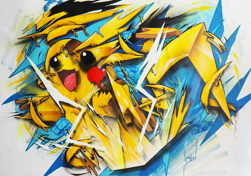 See One - Pikachu, 2017