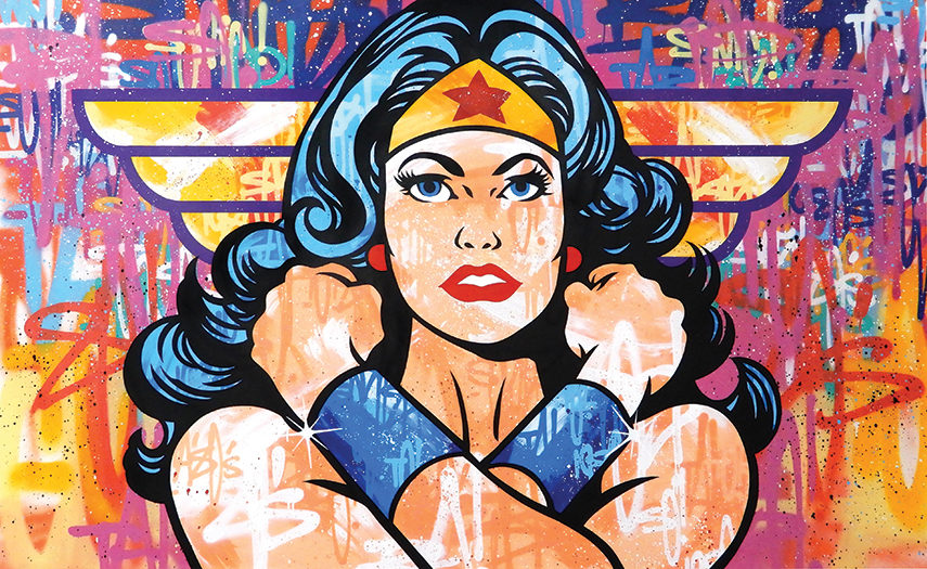 Seen - WonderWoman