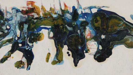 Senkichiro Nasaka- Untitled - Image via blouinartinfocom