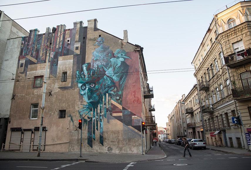 vilnius street art festival facebook topics 2014 osgemeos stukas data lithuania