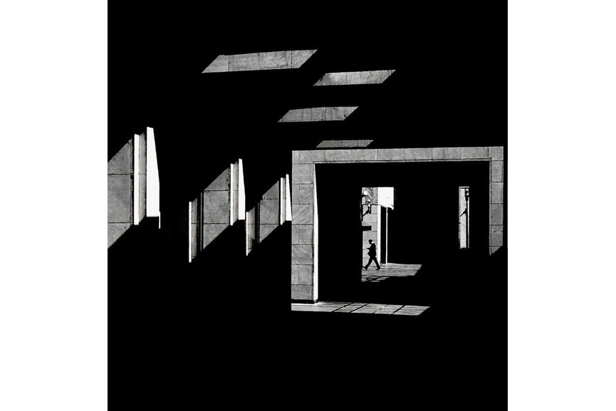 Serge Najjar - Zebra Path