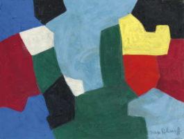 Serge Poliakoff-Composition-1968