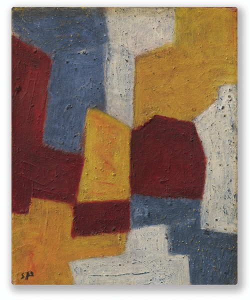 Serge Poliakoff-Untitled-1965