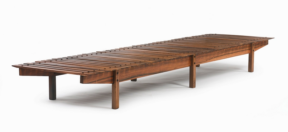 Sergio Rodrigues - Mucki Long Bench-1958