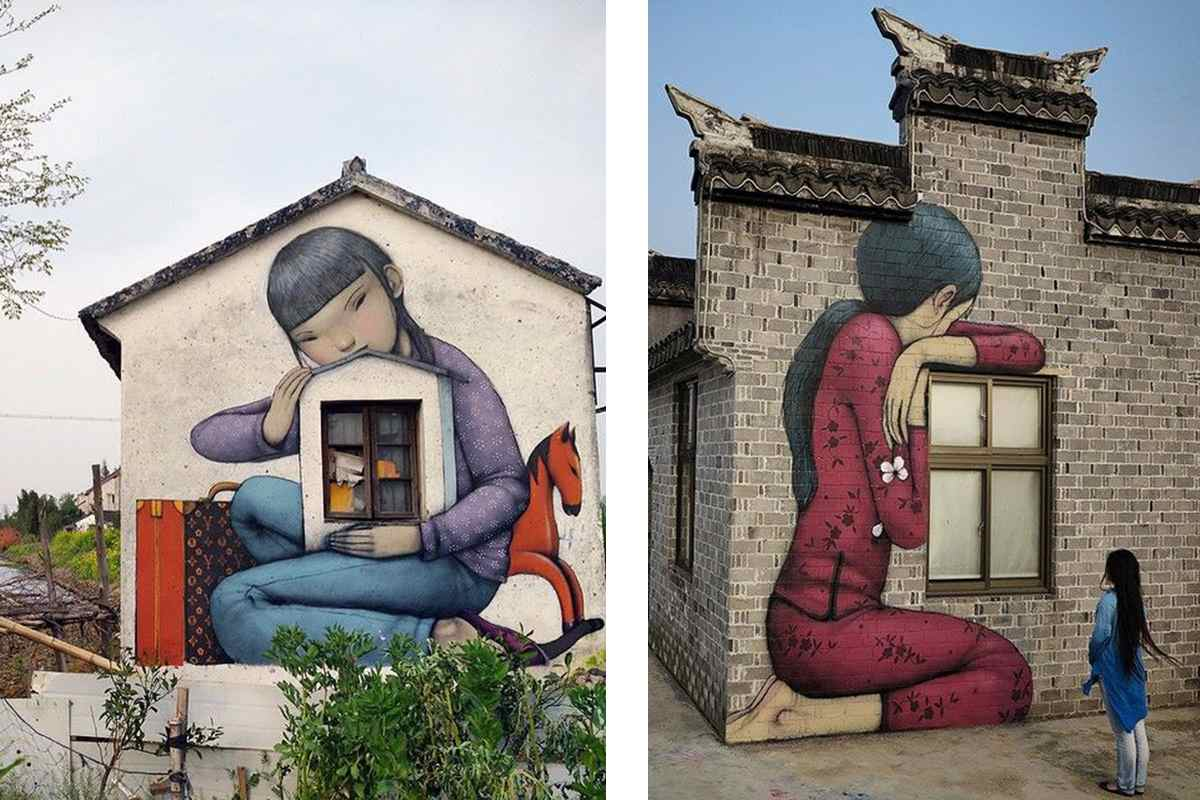 street art and murals