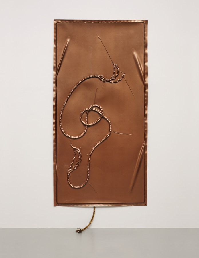 Seth Price-Repossessed Audi/Bronze Custom Job-2009