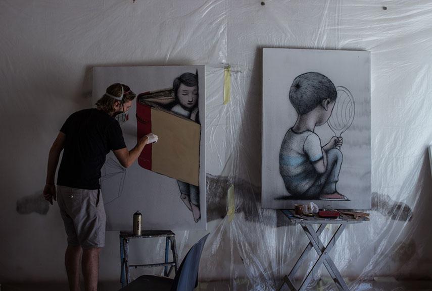 artist seth