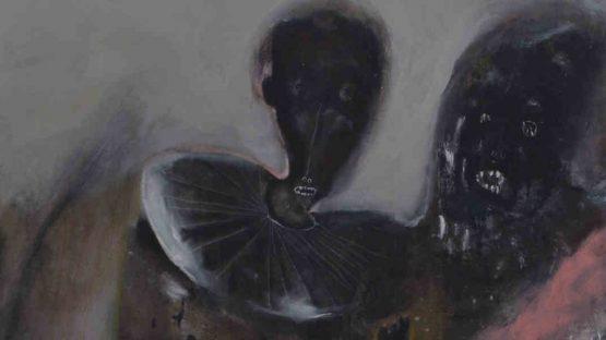 Shabu Mwangi - Modernity vs Culture (detail), 2015