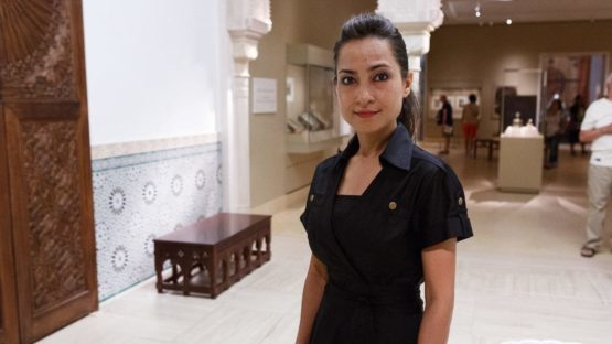 Shahzia Sikander - Portrait