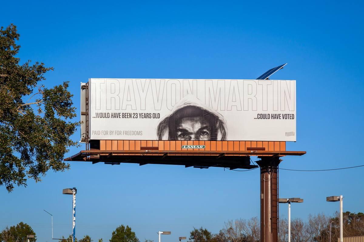 Shaun Leonardo - Trayvon Martin