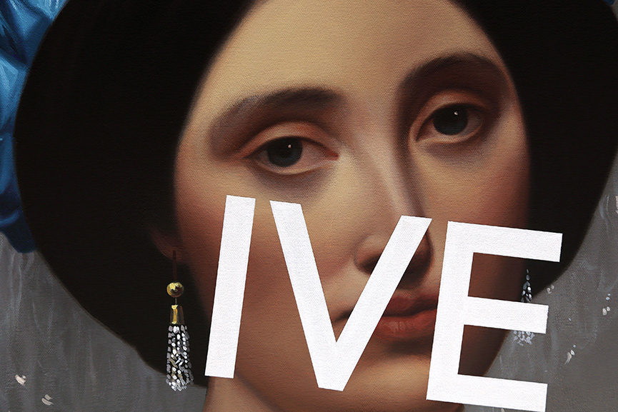 Shawn Huckins Princesse de Broglie, I've Waited A Long Time To Be Disappointed By Someone Like You, detail