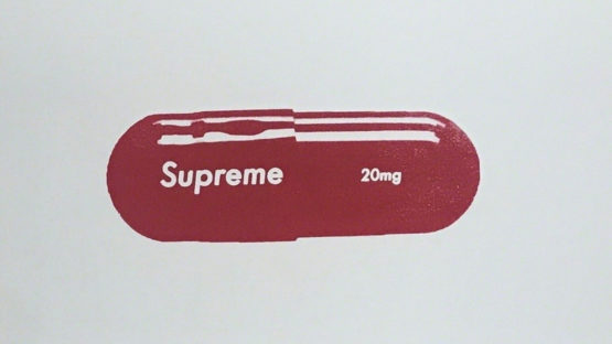 Shawn Kolodny - Supreme 20mg, 2017