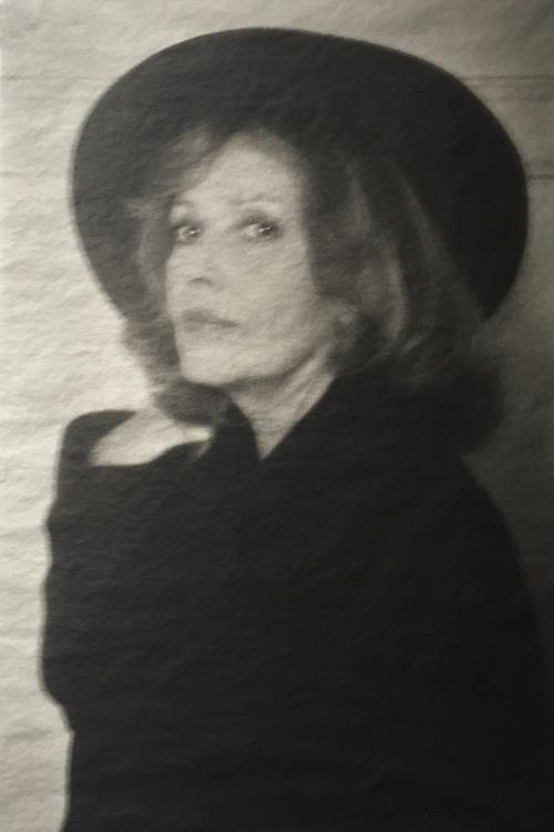 Sheila Metzner - Jeanne Moreau, Photo Credits Sheila Metzner