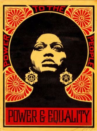 Shepard Fairey-Afrocentric-2007