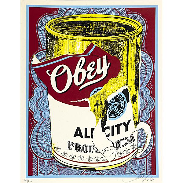 Shepard Fairey-All City Propaganda-2009
