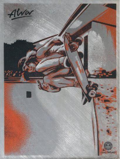 Shepard Fairey-Alvar-2009