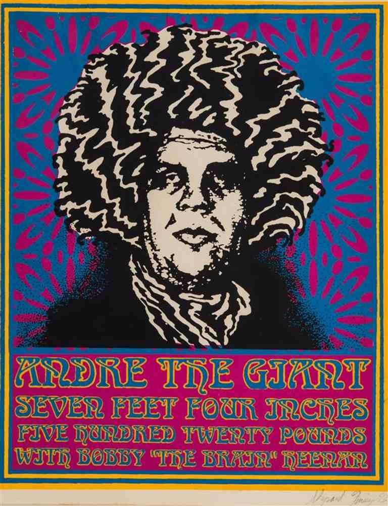 Shepard Fairey-Andre Hendrix-1993