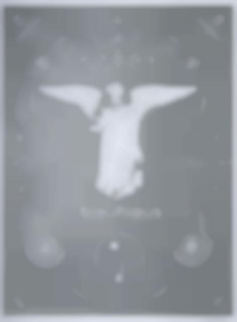 Shepard Fairey-Bauhaus (Silver Edition)-2008