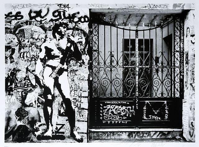 Shepard Fairey-Blek le Rat-2008