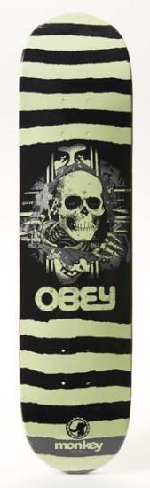 Shepard Fairey-Bones Ripper Deck-2005