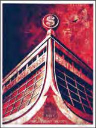 Shepard Fairey-Glass House Canvas-