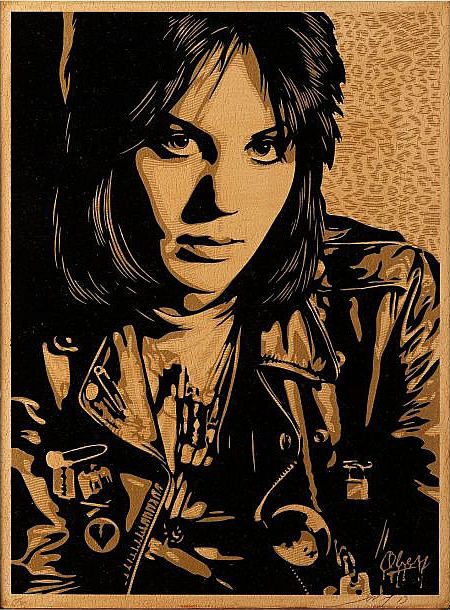 Shepard Fairey-Joan Jett-2013