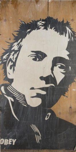 Shepard Fairey-Johnny Rotten