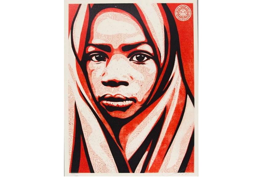 Shepard Fairey L.E.A.D. Uganda