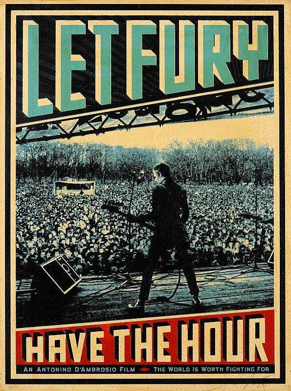 Shepard Fairey-Let Fury Have the Hour-2009