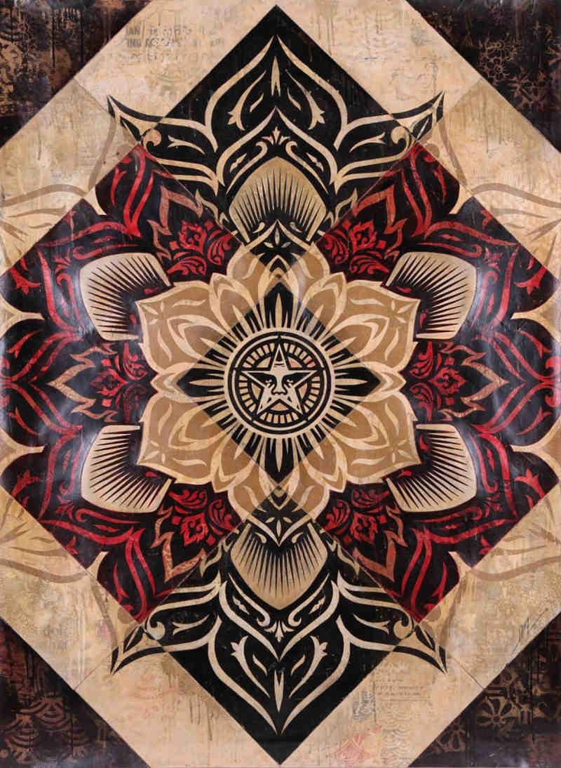 Shepard Fairey-Lotus-2013