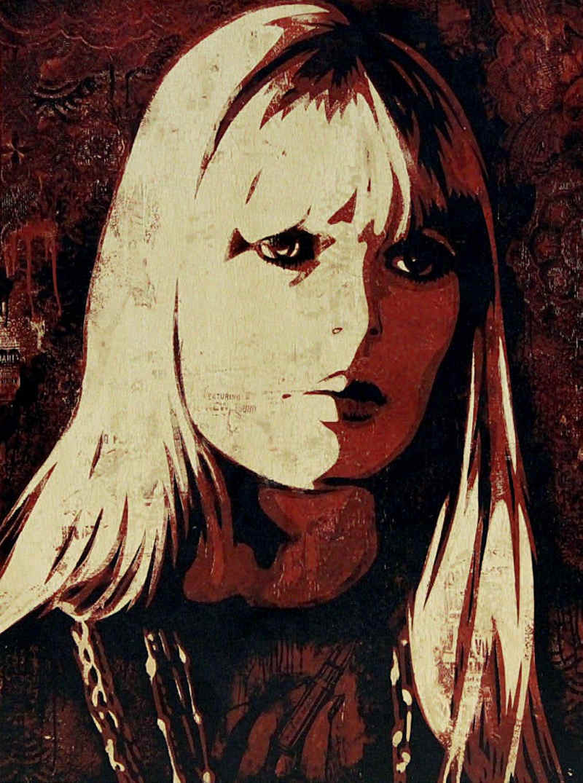 Shepard Fairey-Nico-2010