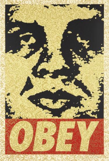 Shepard Fairey-Obey '95 (Gallery Edition)-2005