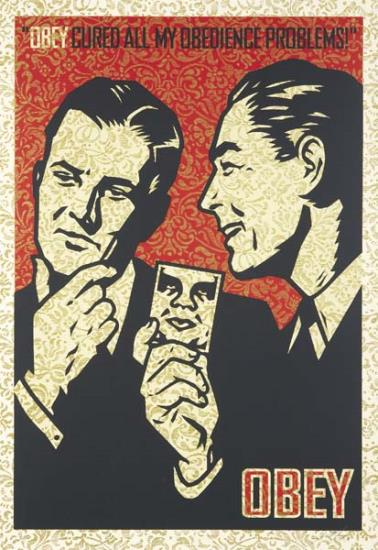 Shepard Fairey-Obey '99 (Gallery Edition)-2006