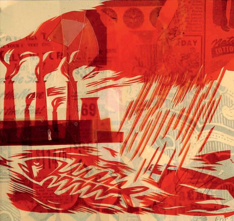Shepard Fairey-Pollution-2011