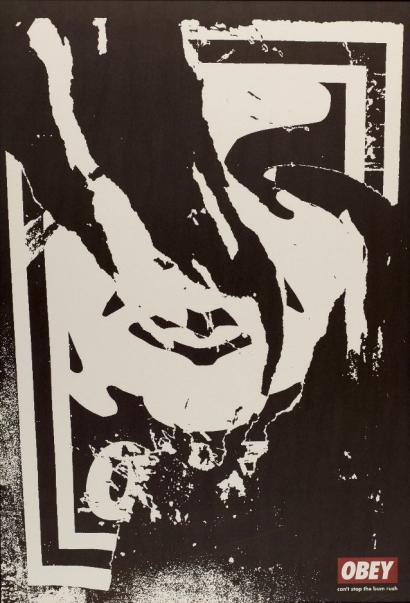 Shepard Fairey-Ripped-2001