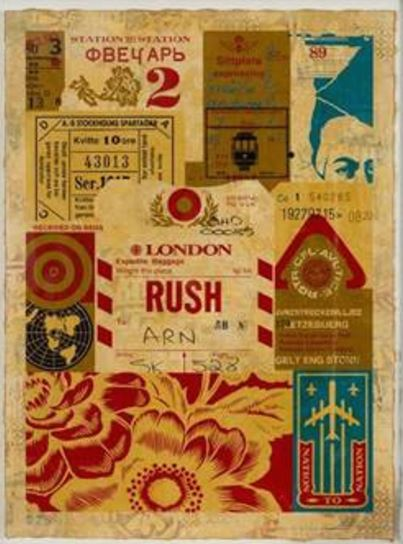 Shepard Fairey-Station to Station 4-2012